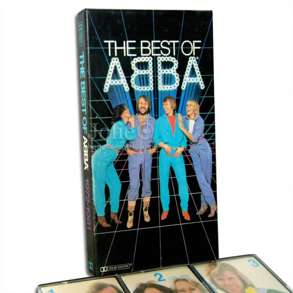 ABBA cassette tape, The Best Of ABBA