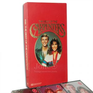 Carpenters cassette tape