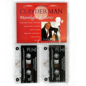 Richard Clayderman cassette tape