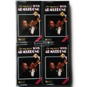 băng cassette tape The Very Best Of Louis ARMSTRONG