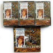 Album 3 băng cassette DON WILLIAMS