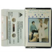 Băng cassette Air Supply, Making Love.... The Very Best Of Air Supply