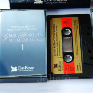 Cassette Great Romantic Memories