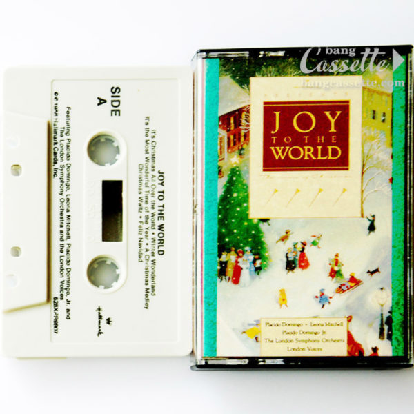 BĂNG CASSETTE JOY TO THE WORLD (THE MUSIC OF CHRISTMAS)