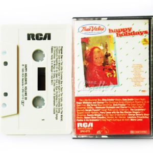 BĂNG CASSETTE HAPPY HOLIDAYS, VOL. 20