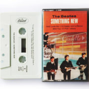BĂNG CASSETTE THE BEATLES, SOMETHING NEW