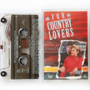 BĂNG CASSETTE FOR COUNTRY LOVERS, THE BEST OF TODAY'S ROMANTIC COUNTRY FAVORITES