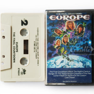 BĂNG CASSETTE THE FINAL COUNTDOWN