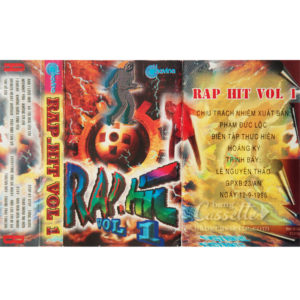 BĂNG CASSETTE RAP HIT VOL 1