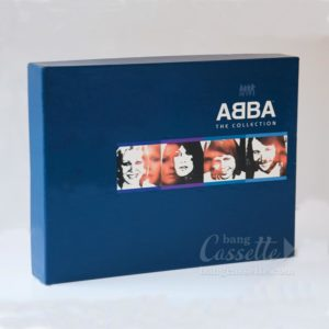 abba collection cassette tapes vhs