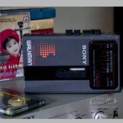 sony walkman stereo cassette-corder wm-f36 am fm