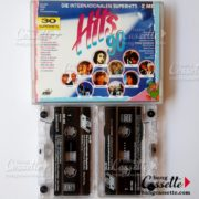 hits 90, cassette tape mc 2