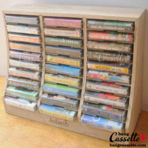 ke bang cassette 30 bang - cassette tape shelf 30 d