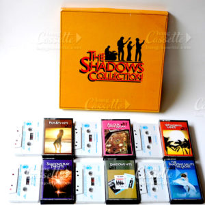 the shadows collection cassettes