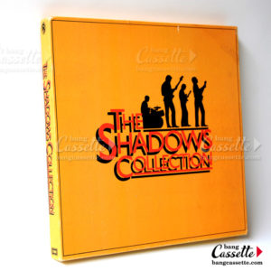 the shadows collection cassette tape boxset 6