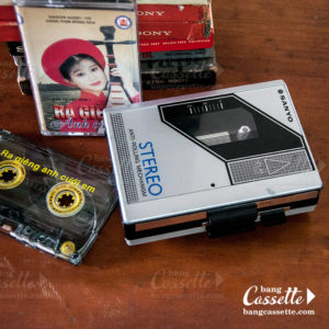 sanyo m-g11 cassette player