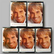 Bộ 5 băng cassette Richard Clayderman, The Anniversary Collection