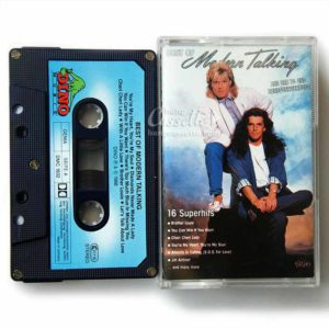 Băng cassette Best Of Modern Talking