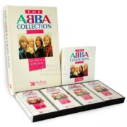 băng gốc cát sét, The ABBA Collection, Bộ 4 băng cassette ABBA, The story of a super group