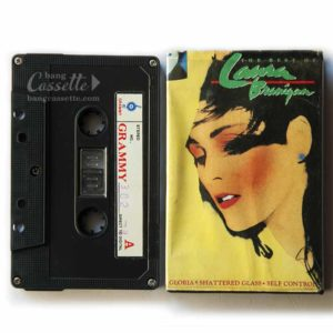 Băng cassette THE BEST OF LAURA BRANIGAN