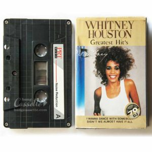 Băng cassette WHITNEY HOUSTON, GREATEST HIT'S