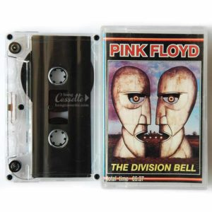 Băng cassette Pink Floyd, The Division Bell
