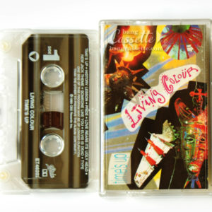 BĂNG CASSETTE LIVING COLOUR, TIME'S UP