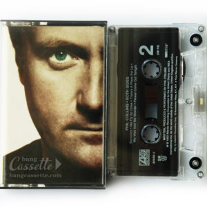 BĂNG CASSETTE PHIL COLLINS, BOTH SIDES