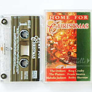 BĂNG CASSETTE HOME FOR CHRISTMAS