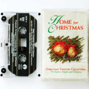 BĂNG CASSETTE HOME FOR CHRISTMAS, CHRISTMAS TAPESTRY COLLECTION