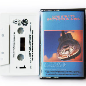 BĂNG CASSETTE DIRE STRAITS, BROTHERS IN ARMS