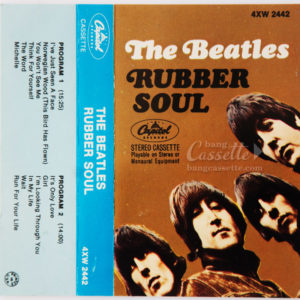 BĂNG CASSETTE THE BEATLES, RUBBER SOUL