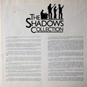 the shadows collection cassettes tape poster catalogue