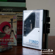 may cassette cam tay sanyo