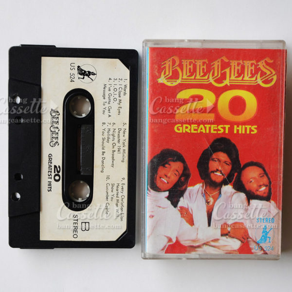 bee gees 20 greatest hits