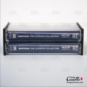 santana the ultimate collection casette tapes box