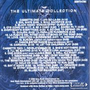 santana the ultimate collection casette tape
